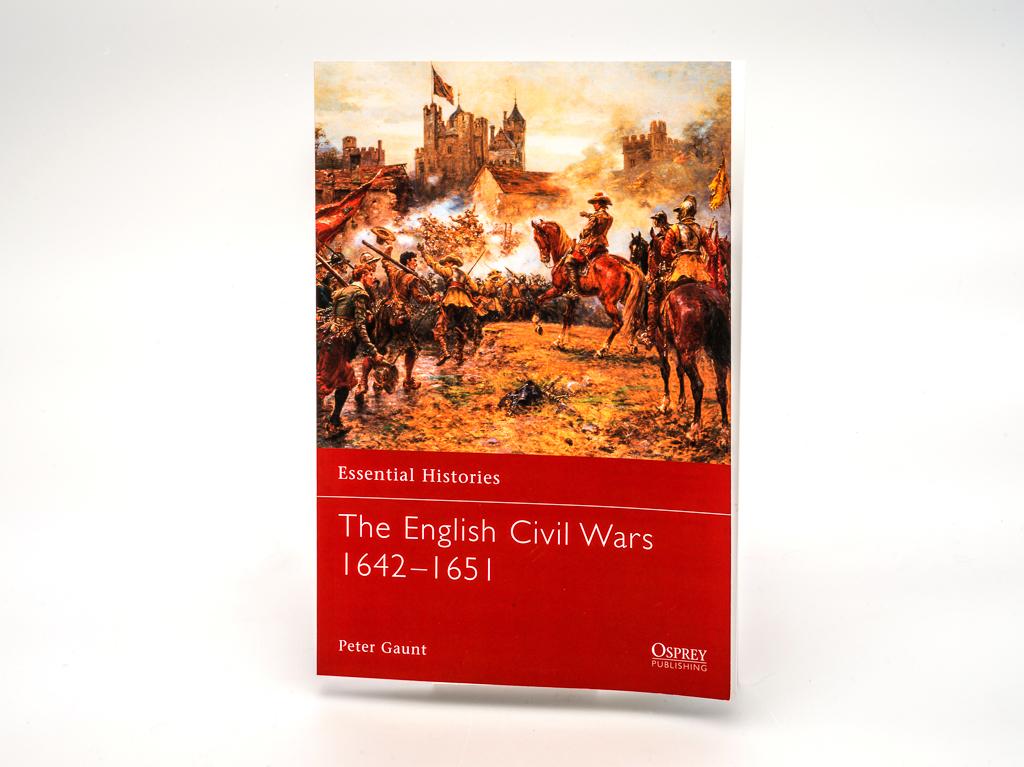 Book: Osprey Concise History English Civil Wars (SKU: BK-FA-021)