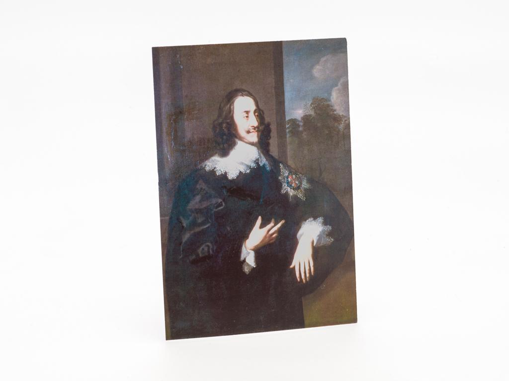 Postcard: Charles I (SKU: ST-PC-002)