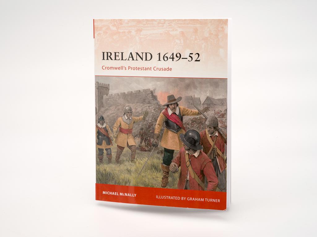 Book: Ireland  1649-52 (Osprey) (SKU: BK-FA-015)