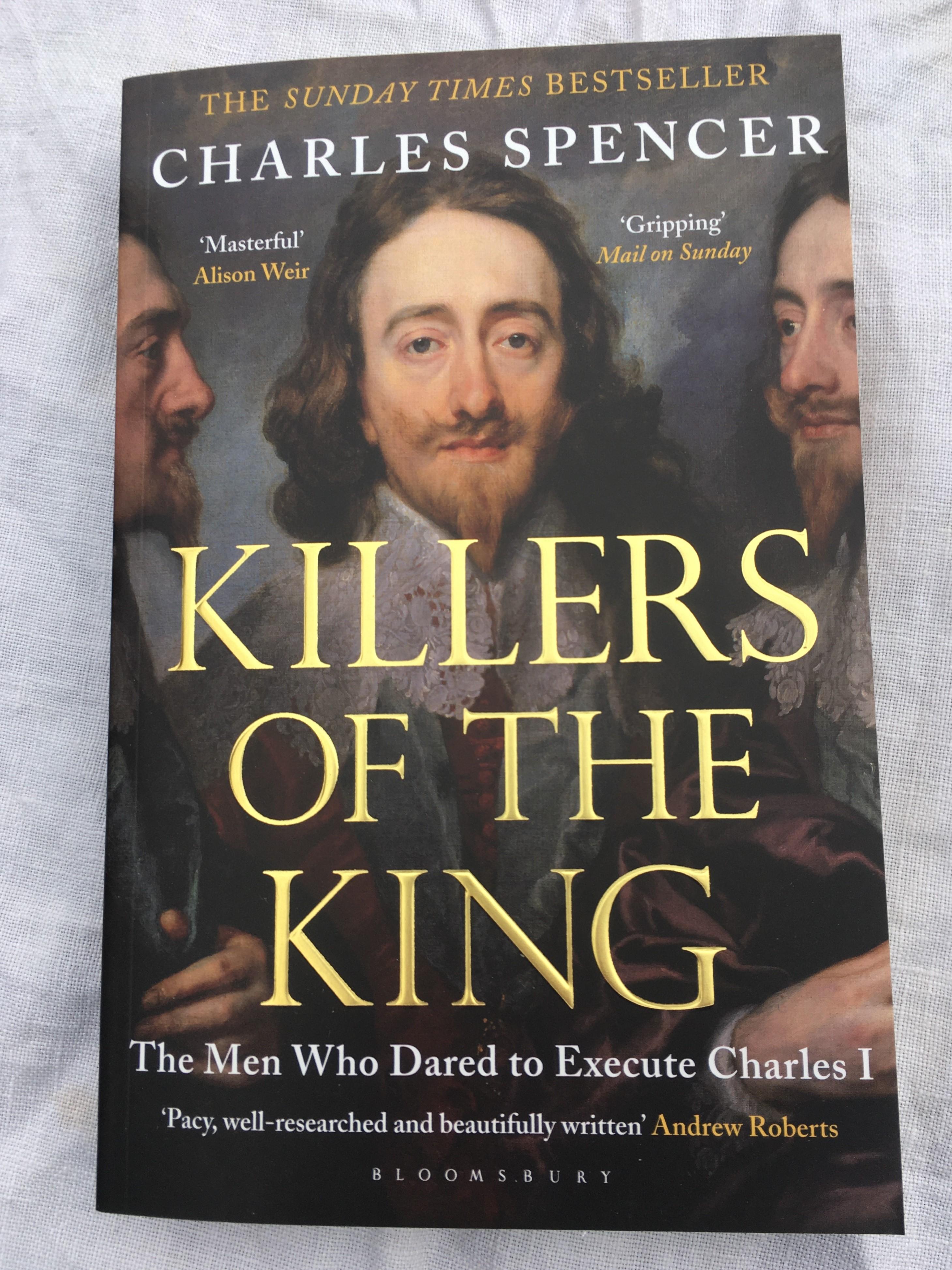 Book: Killers of the King (SKU: BK-FA-017)