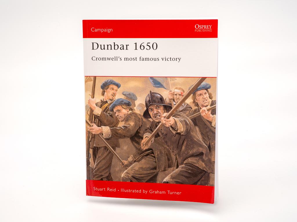 Book: Dunbar 1650 (Osprey) (SKU: BK-FA-013)
