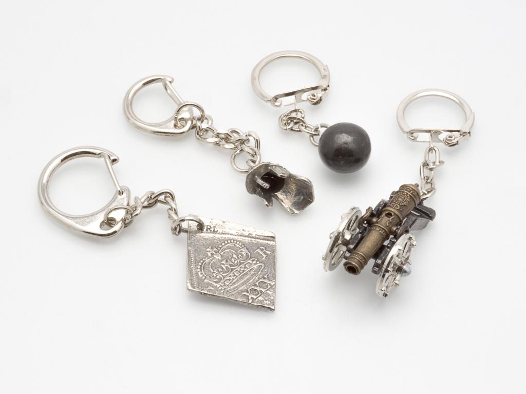 Key Rings, assorted (SKU: ST-KR-001/002/003/004)