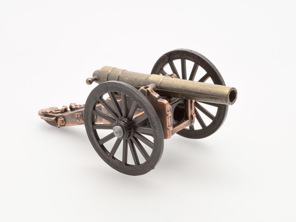 Large Cannon Pencil Sharpener (SKU: ST-PS-001)