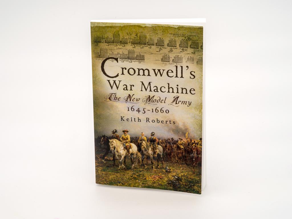 Book: Cromwell's War Machine (SKU: BK-FA-011)