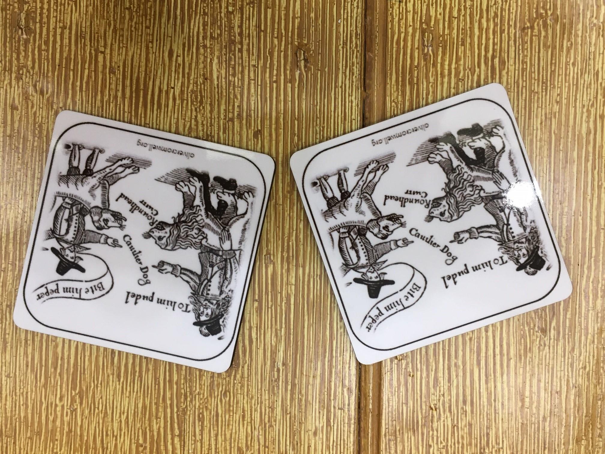 Cromwell Association: Coaster