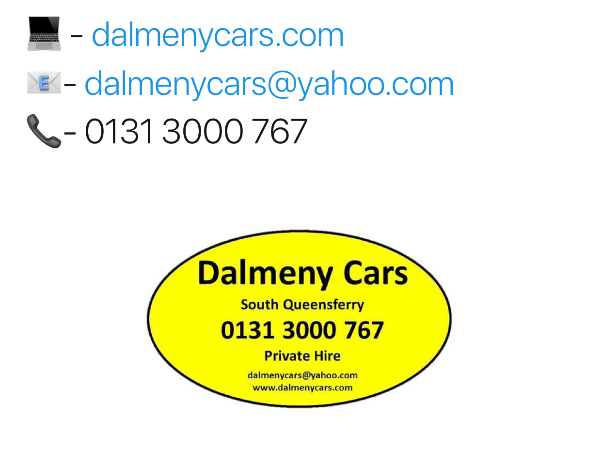 Dalmeny Cars