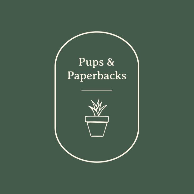 Pups & Paperbacks
