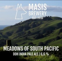 Masis / Meadows of South Pacific / 6,6% / 3l Pönö