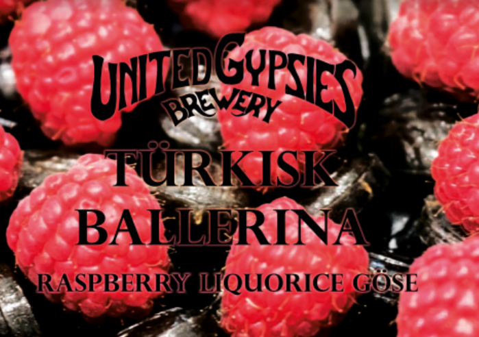 United Gypsies / Turkish Ballerina / 4,5% / 0,33 Tölkki