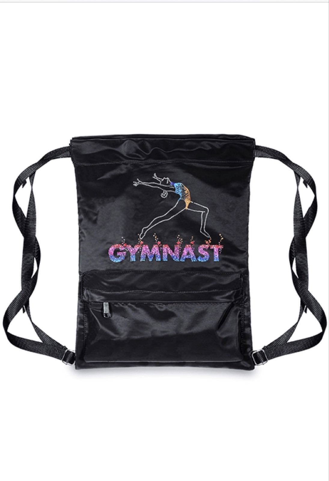 Gymnastics Drawstring & Pockets/Zip - Zone