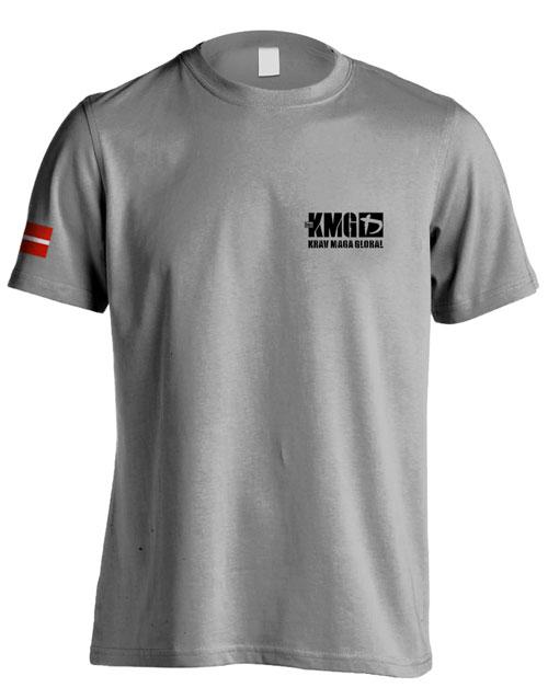 KMG T-shirt - G, Bomuld