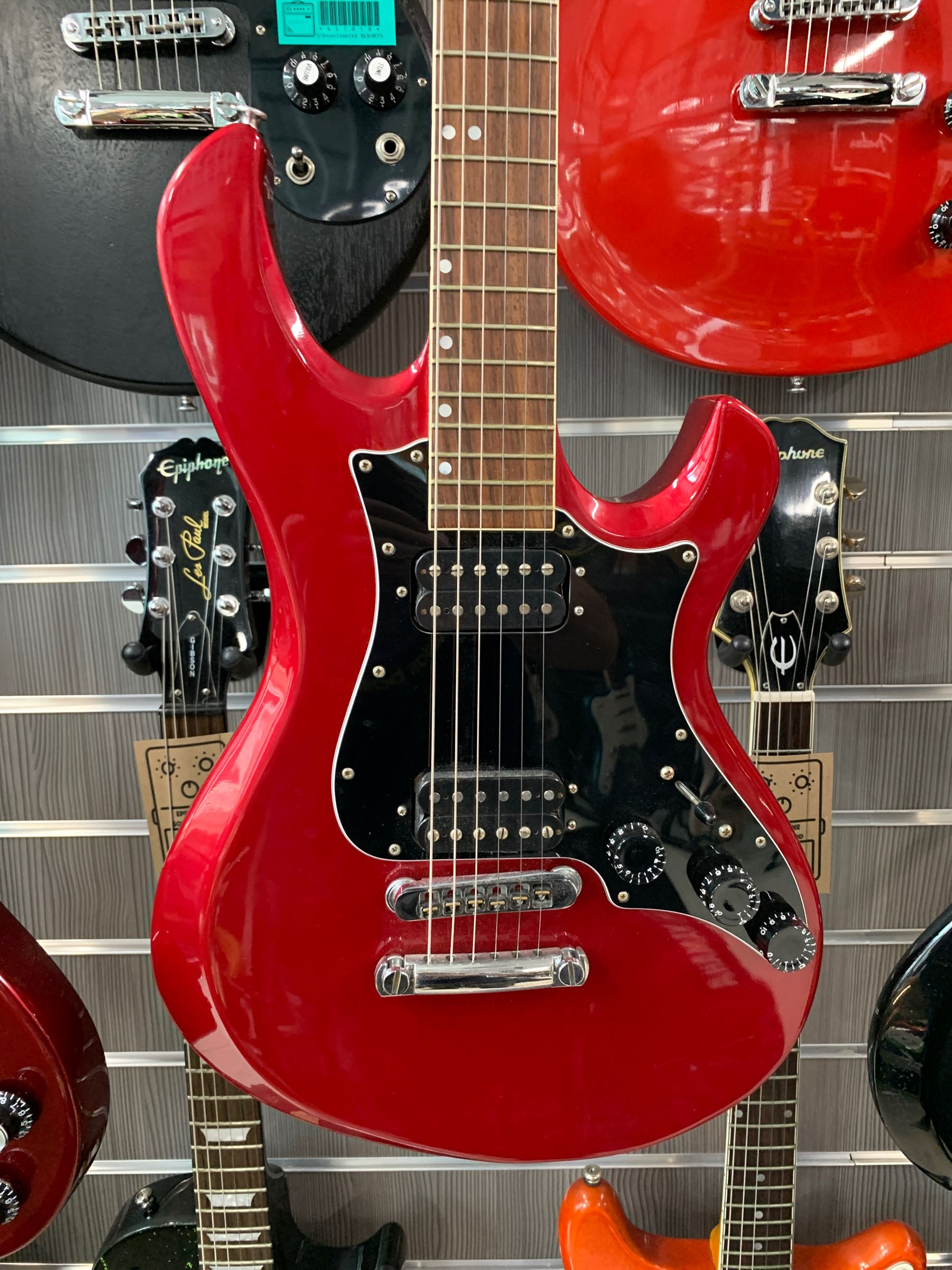 Gibson Victory MVII RED 80s