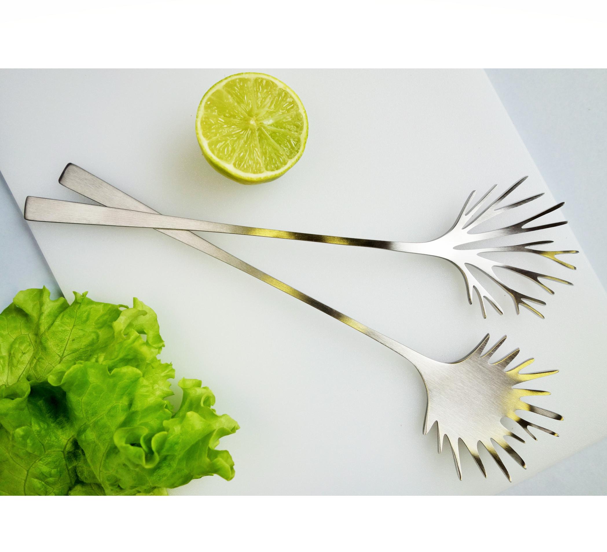 Salad set - Brushed
