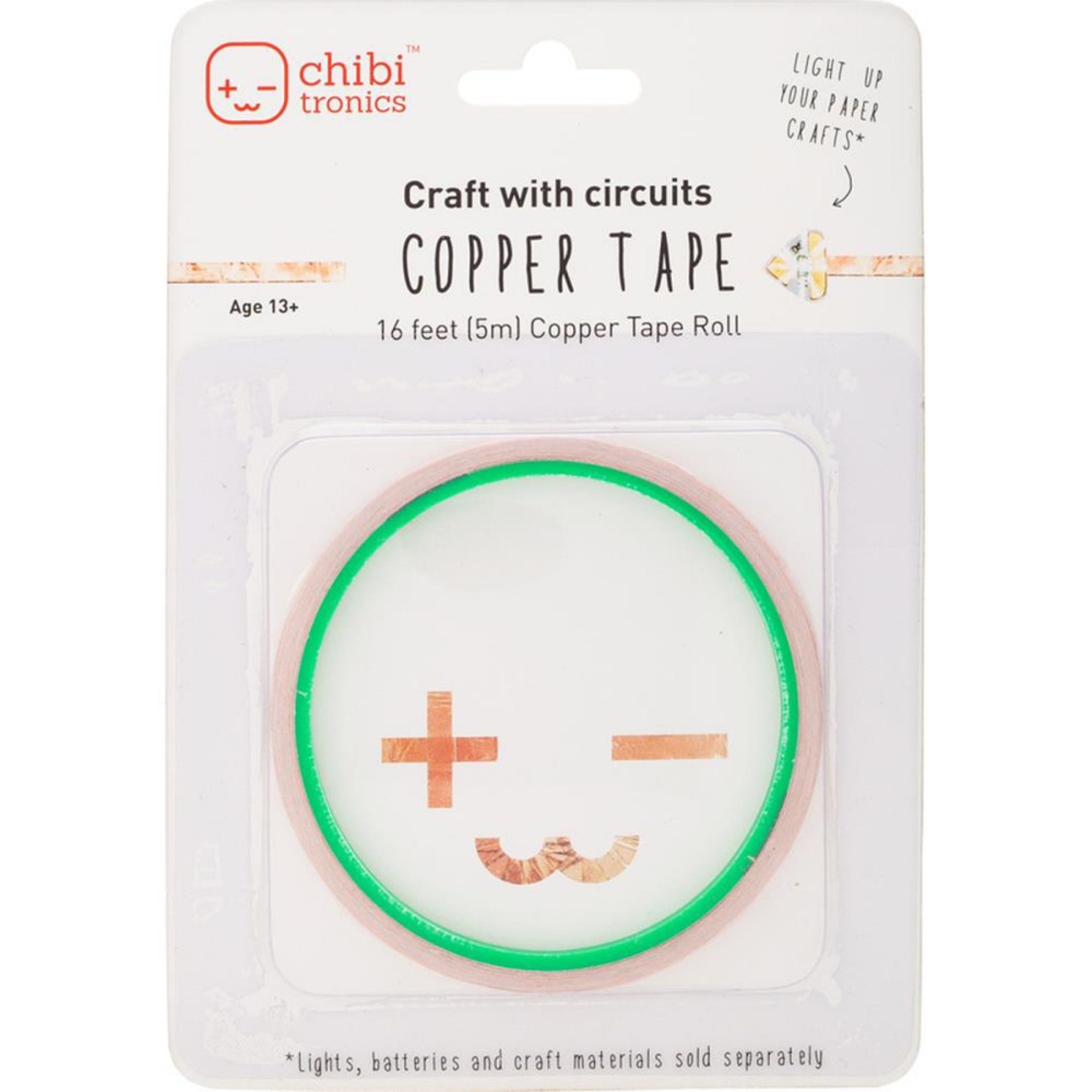 Chibitronics Copper Tape  *Out of Stock*