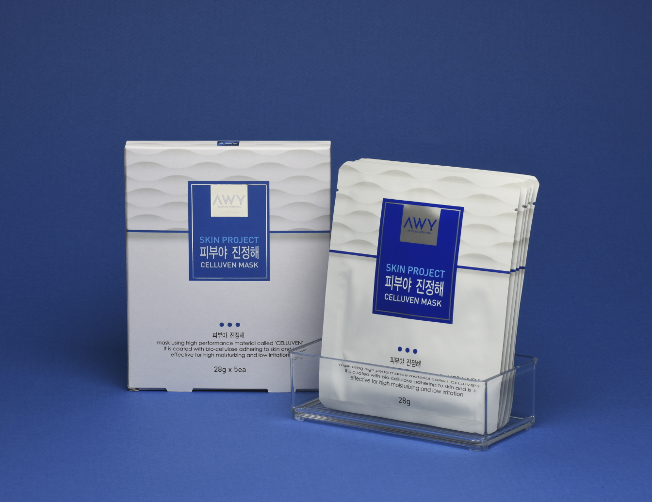 AWY Sheet mask 5 pack