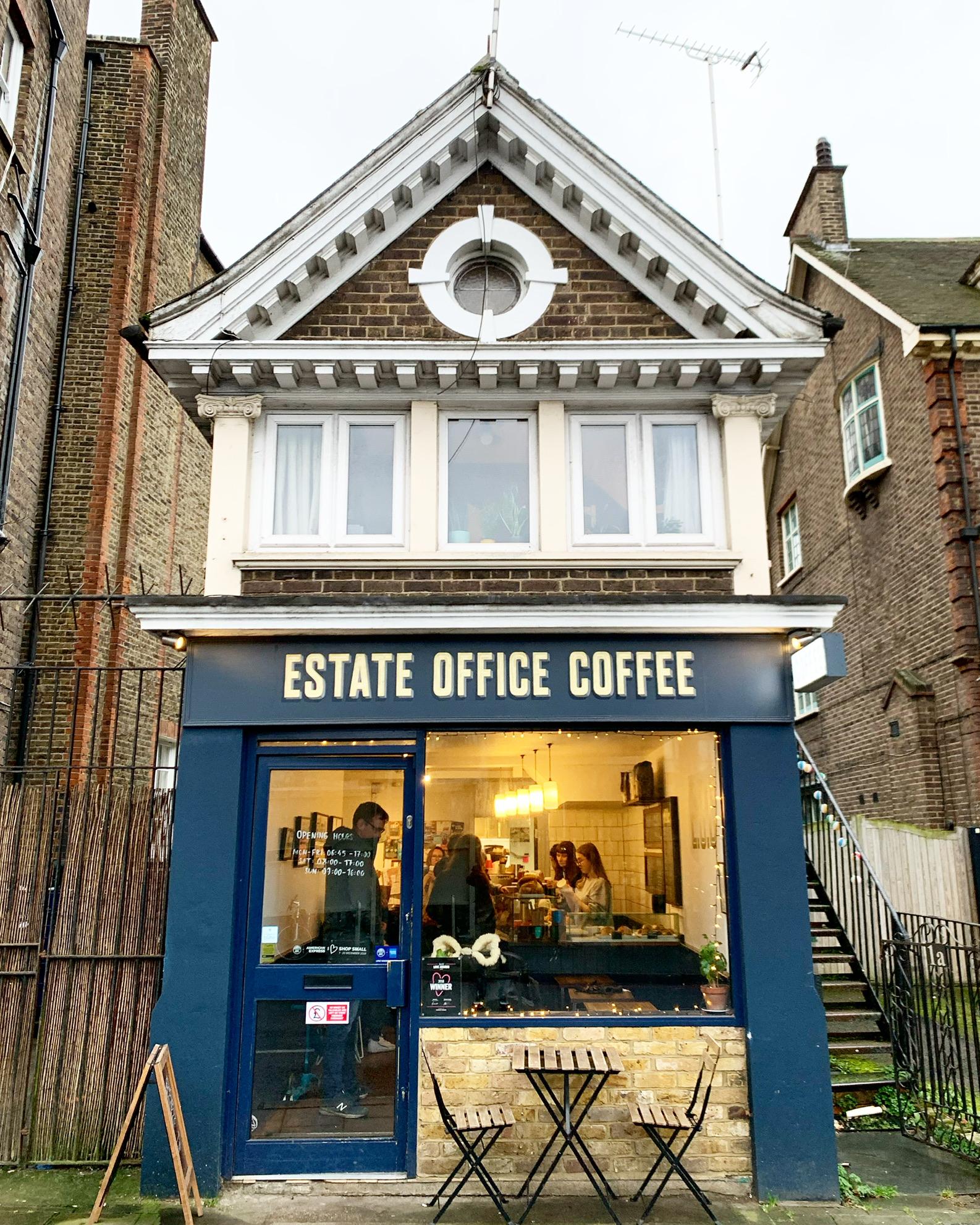 Estate Office Coffee