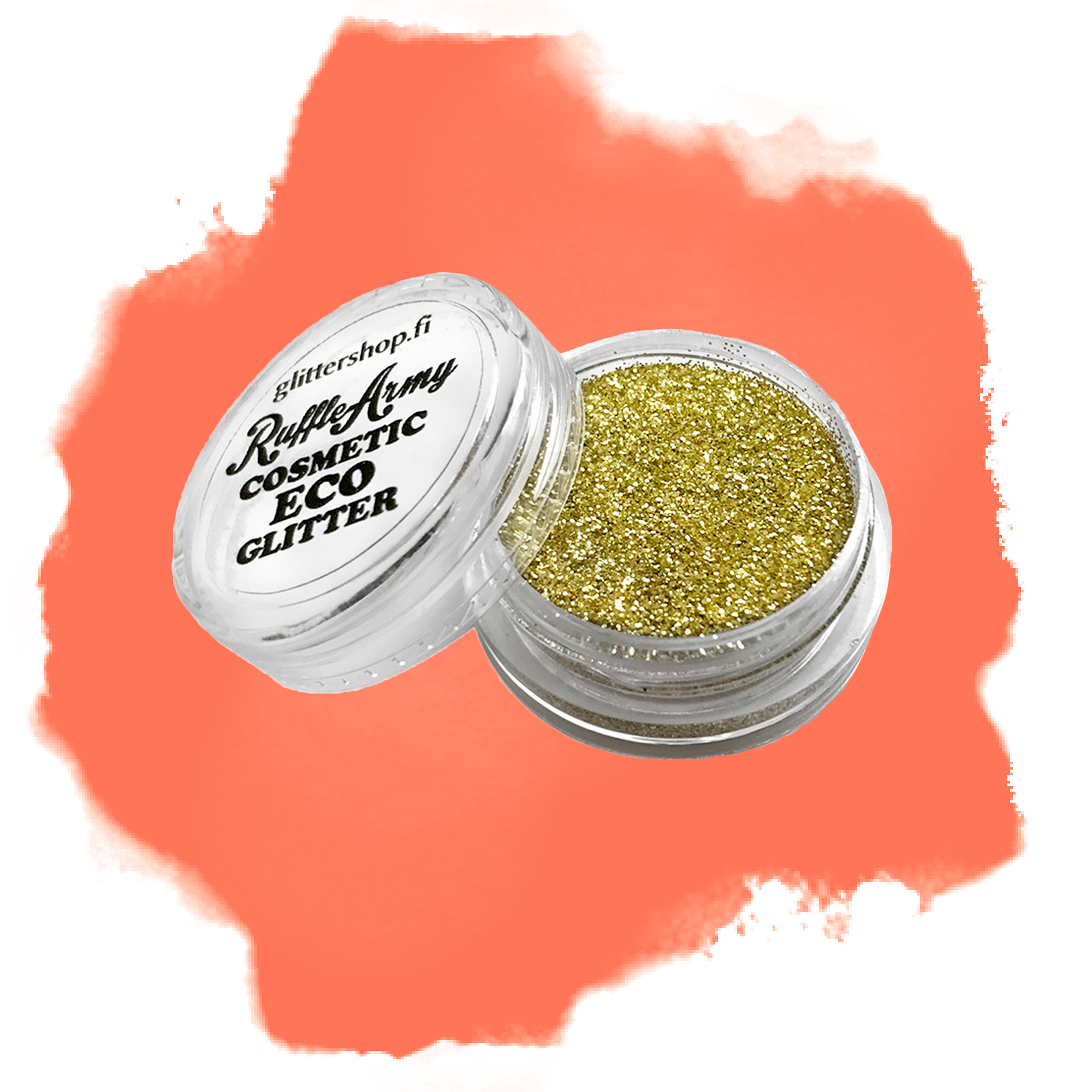 Ekoglitter Golden Daze
