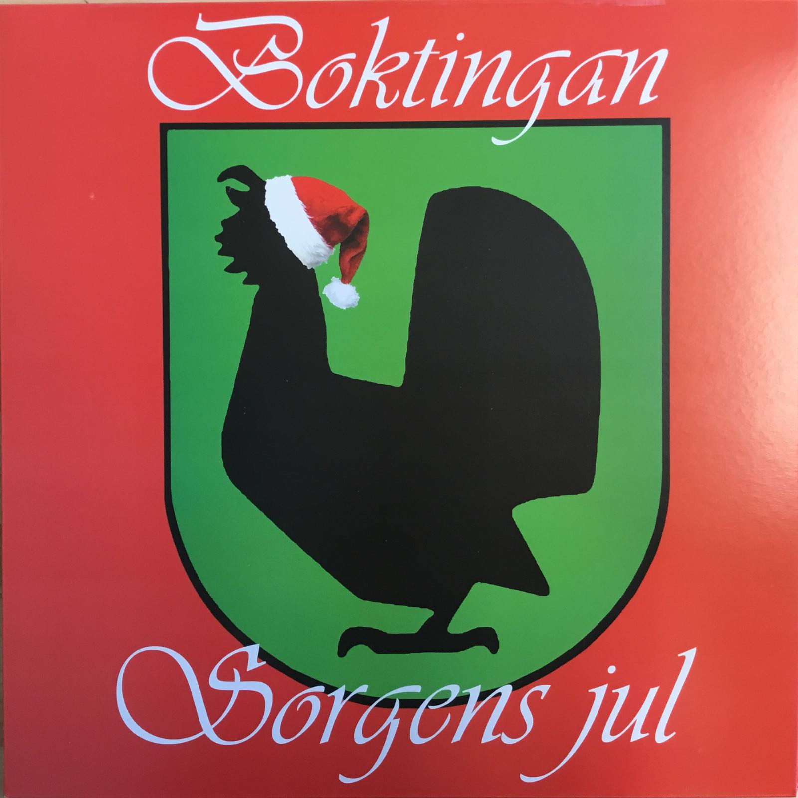 Boktingan - Sorgens Jul [LP]