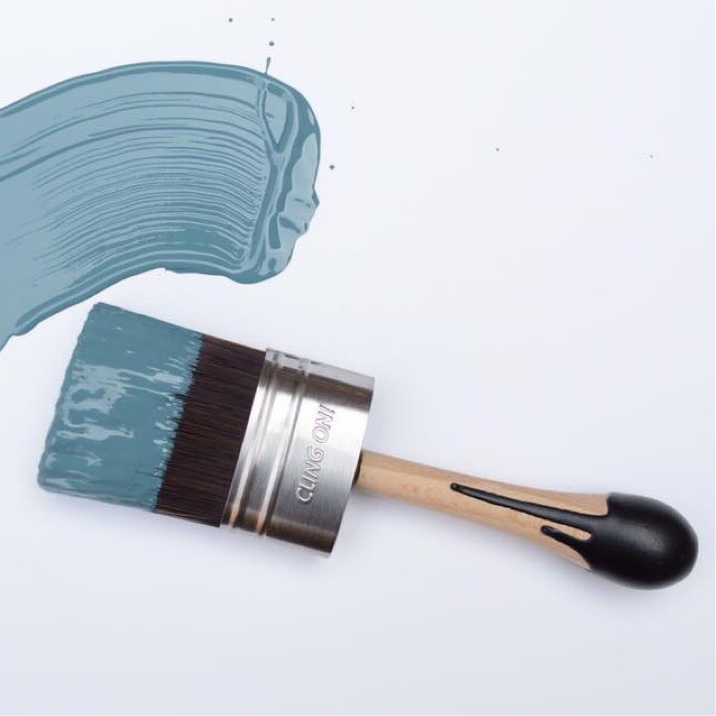 Cling On Brushes Short Handle - S50 (Shortie)