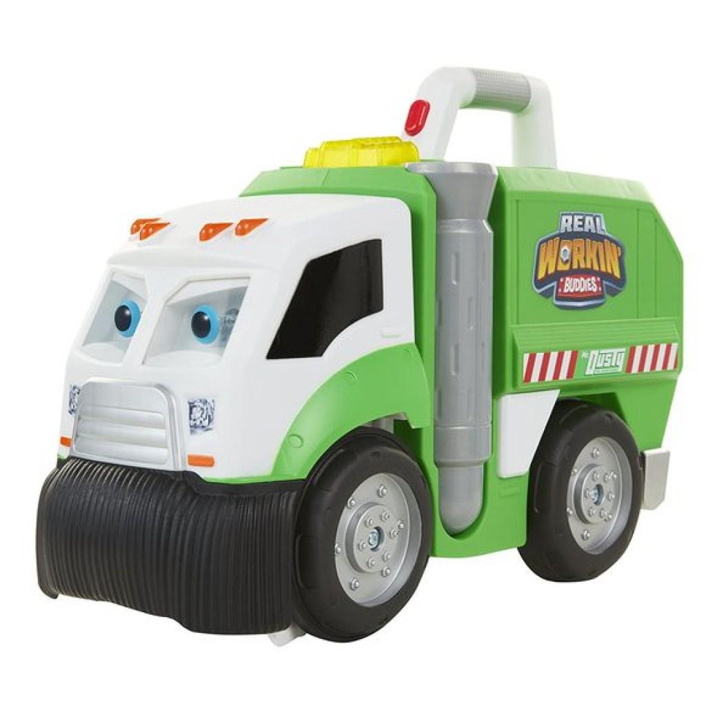 legetøjs skraldebil