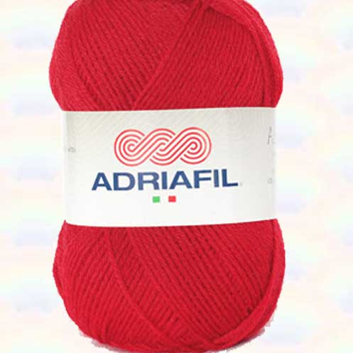 Adriafil Calzasocks Sock Yarn 030 Multi-Burgundy