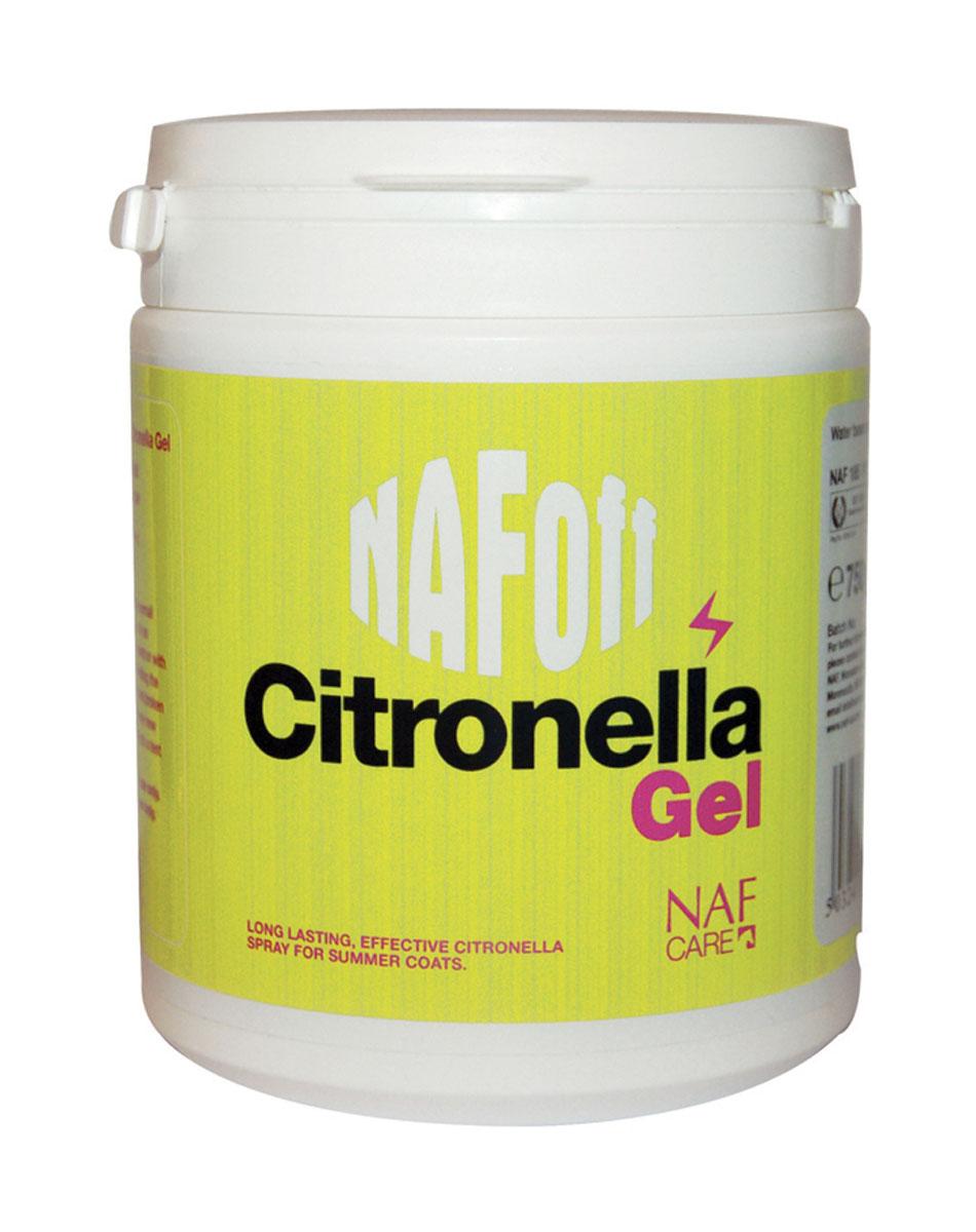 NAF Off Citronella Fly Gel