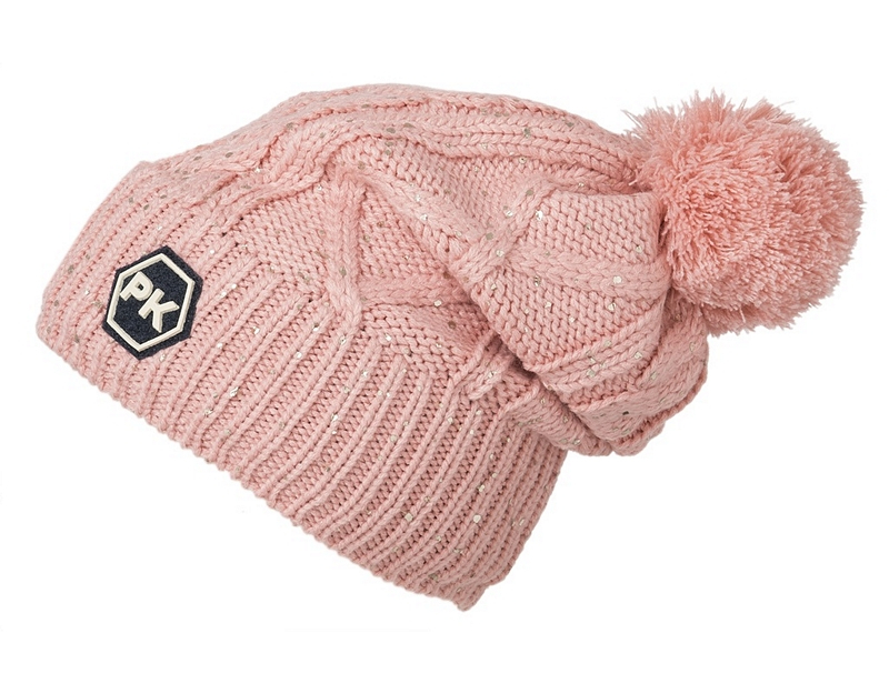 PK International Sportswear Bobble Hat