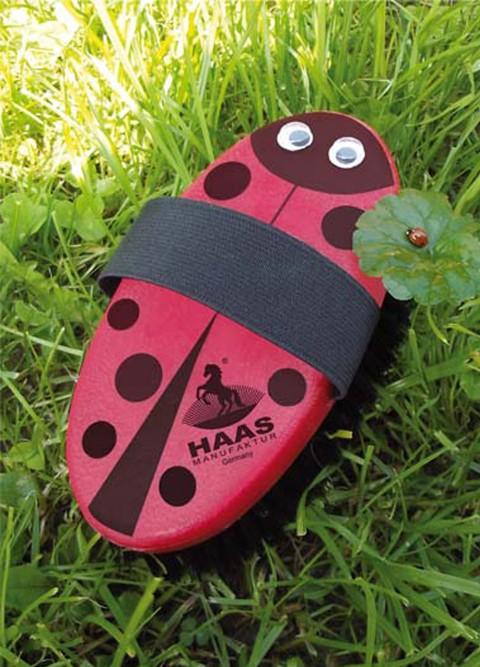 Stockshop Wolseley Ladybird Grooming Brush