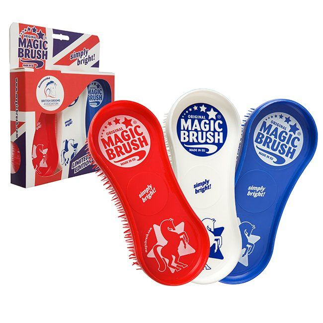 Magic Brush GB Limited Edition Grooming Brush Set