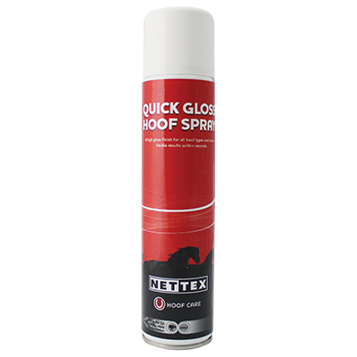 Nettex Quick Gloss Hoof Spray