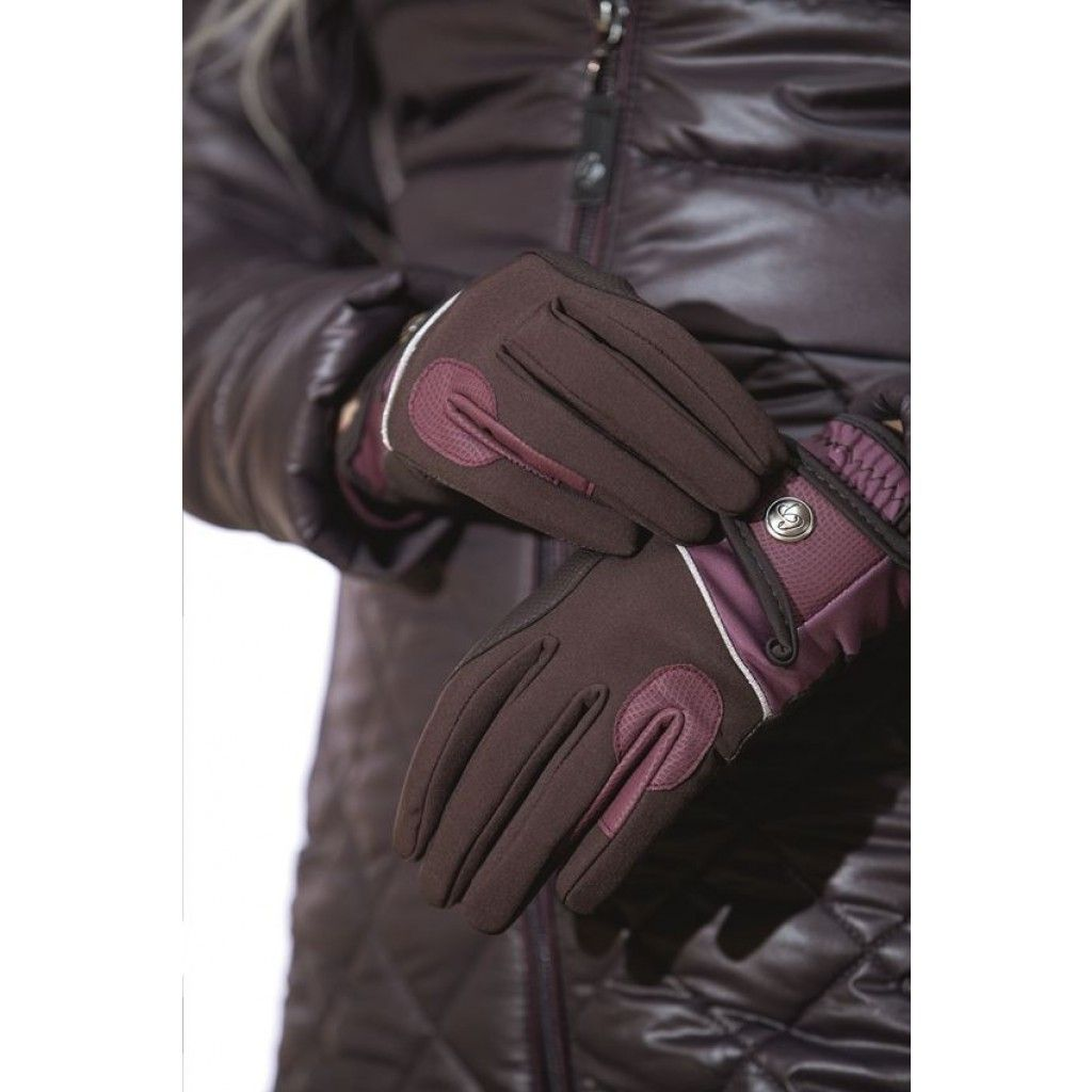 Cavalli Puri Odello Riding Gloves