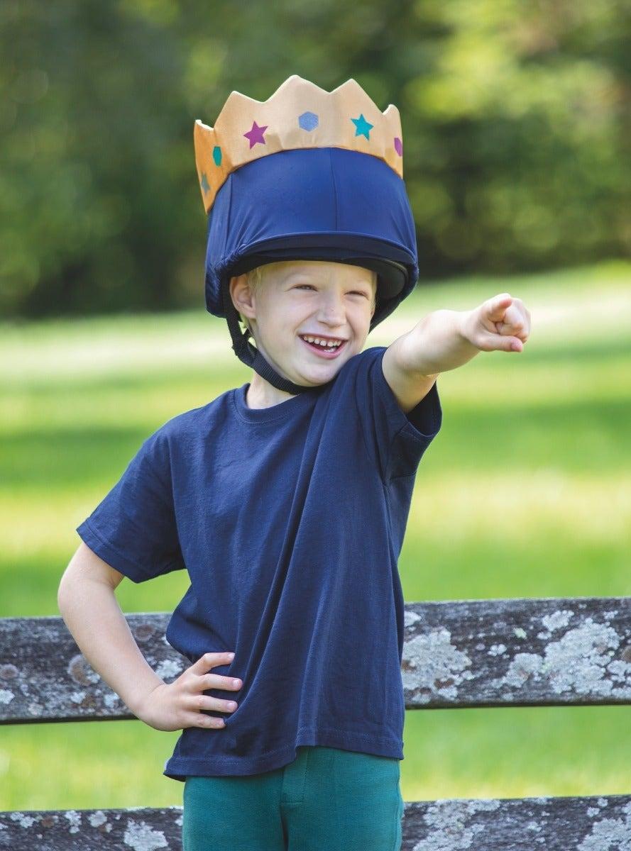 Shires Crown Hat Silk