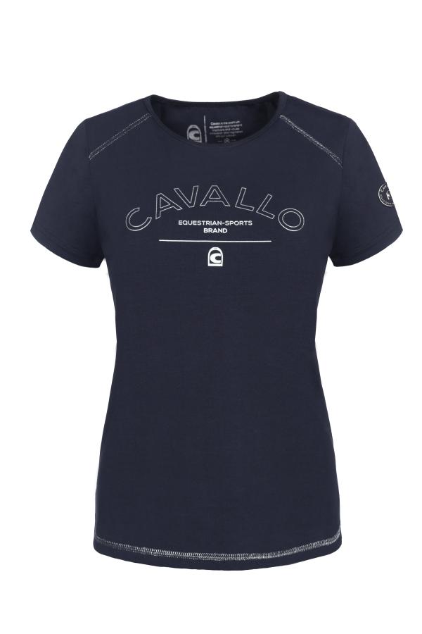 Cavallo Seala Navy T-Shirt