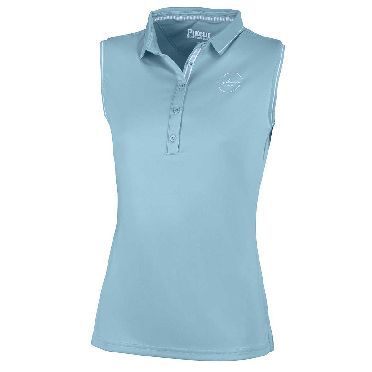 Pikeur Jarla aquamarine Sleeveless Top