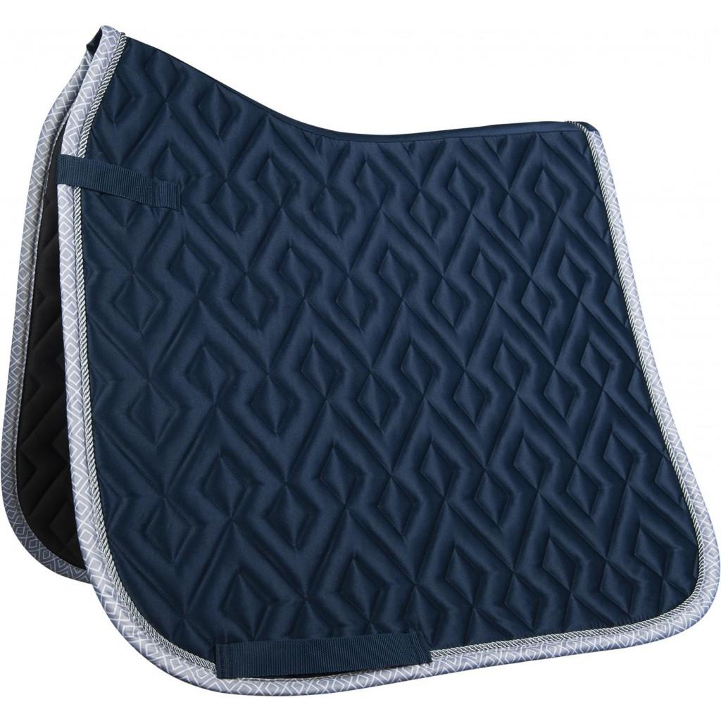 HKM Della Sera Competition Navy Saddle Cloth