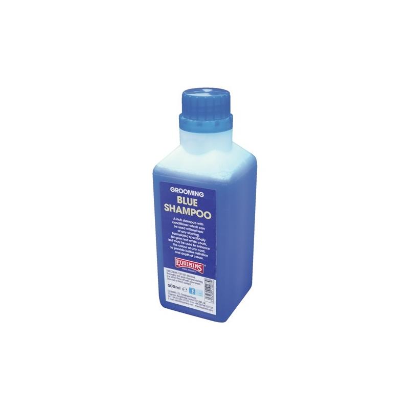 Equimins Grooming Blue Shampoo
