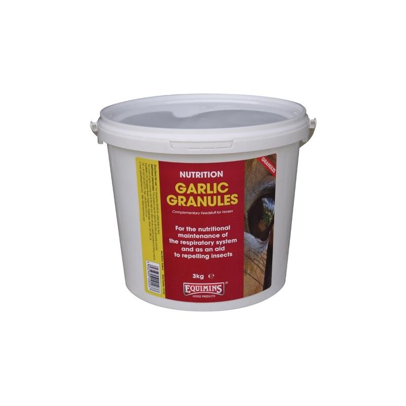 Equimins Nutrition Garlic Granules
