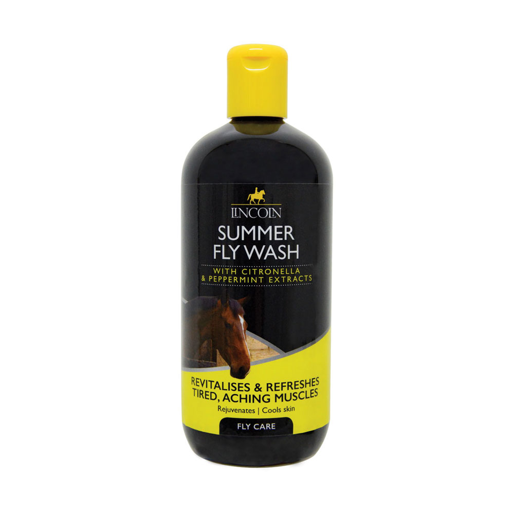 Lincoln Summer Fly Wash Shampoo