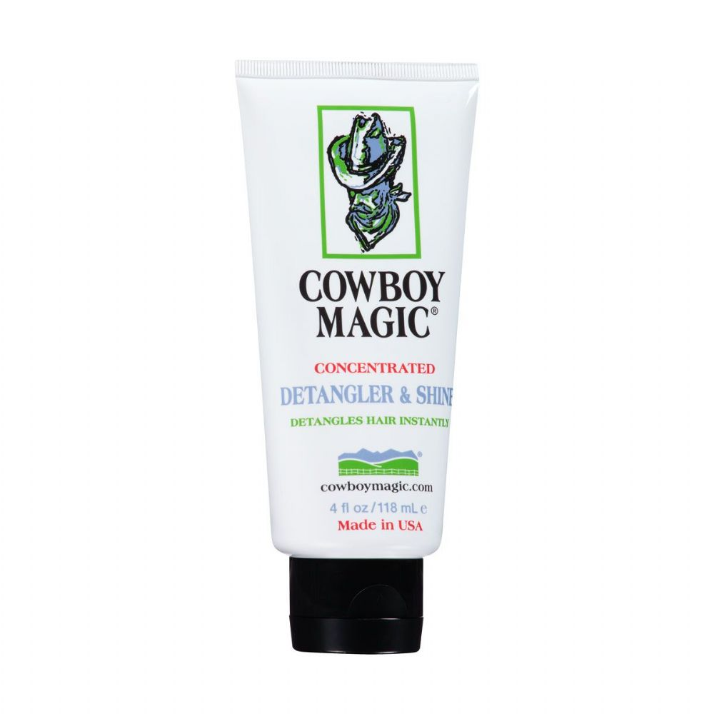 Cowboy Magic Concentrated Detangler & Shine