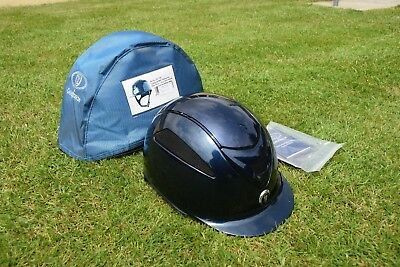 Gatehouse Conquest MK2 Riding Hat Metallic