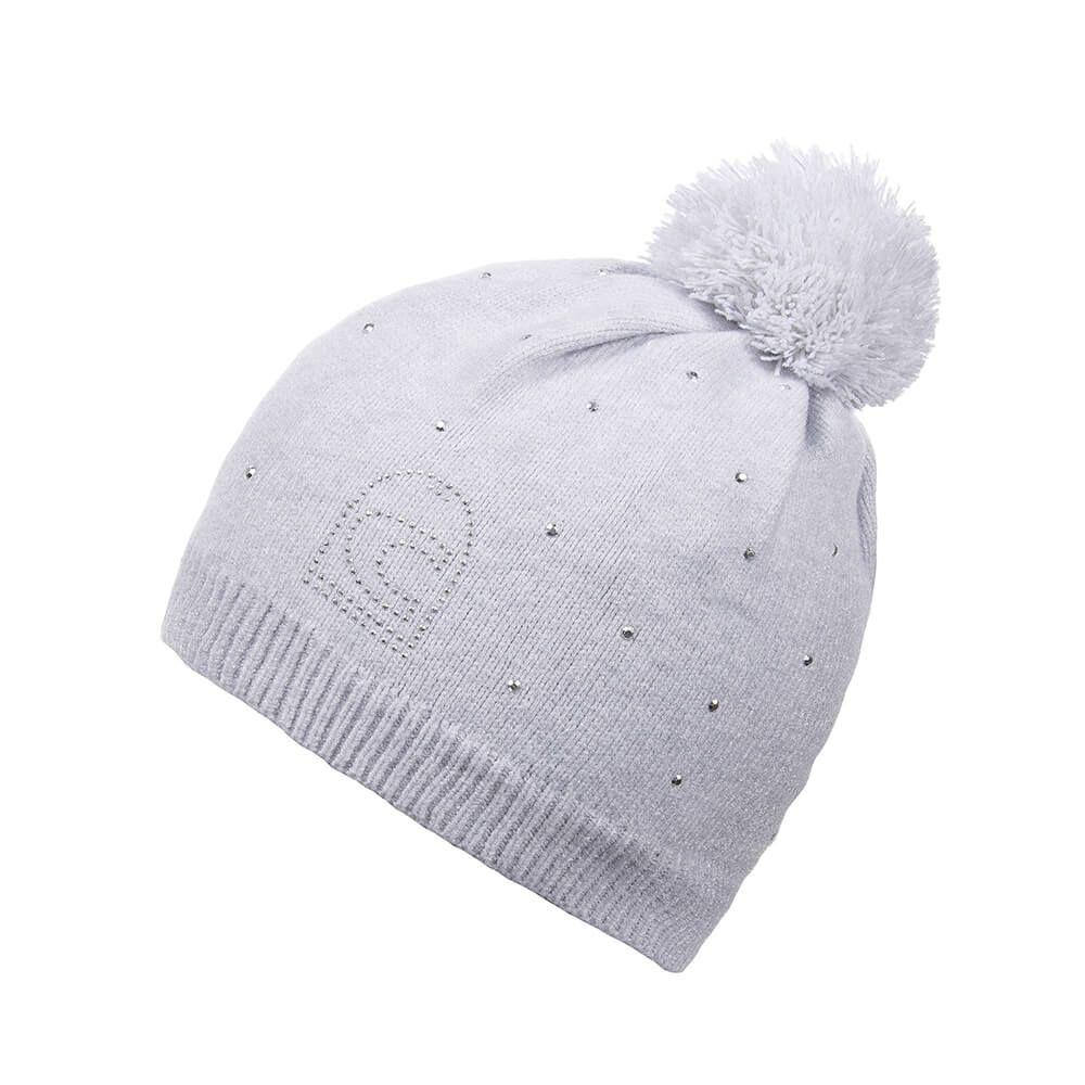 Cavallo Omira Silver Bobble Hat