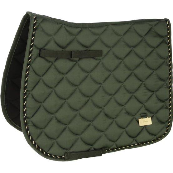 Covalliero Green Saddle Cloth