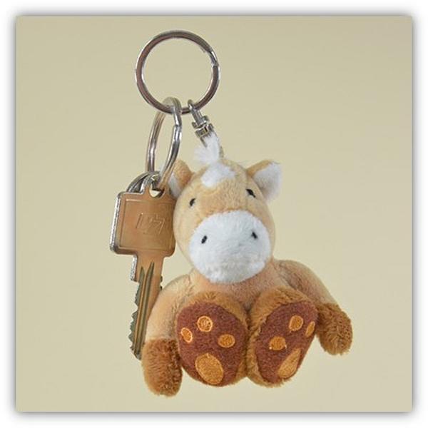 Jenkinsons Soft Horse Keyring
