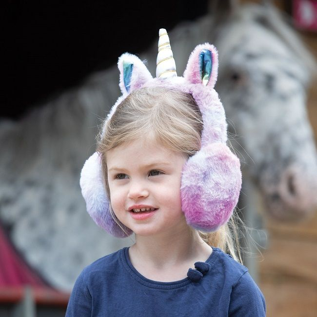 Equetech Twilight Unicorn Earmuffs