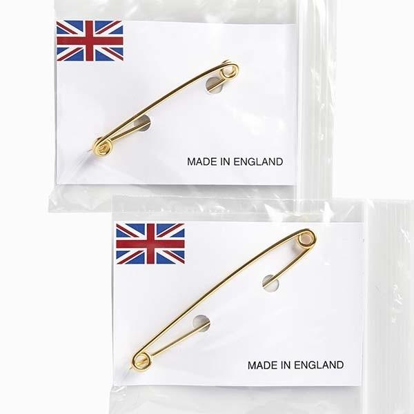 Elico Stock Pin