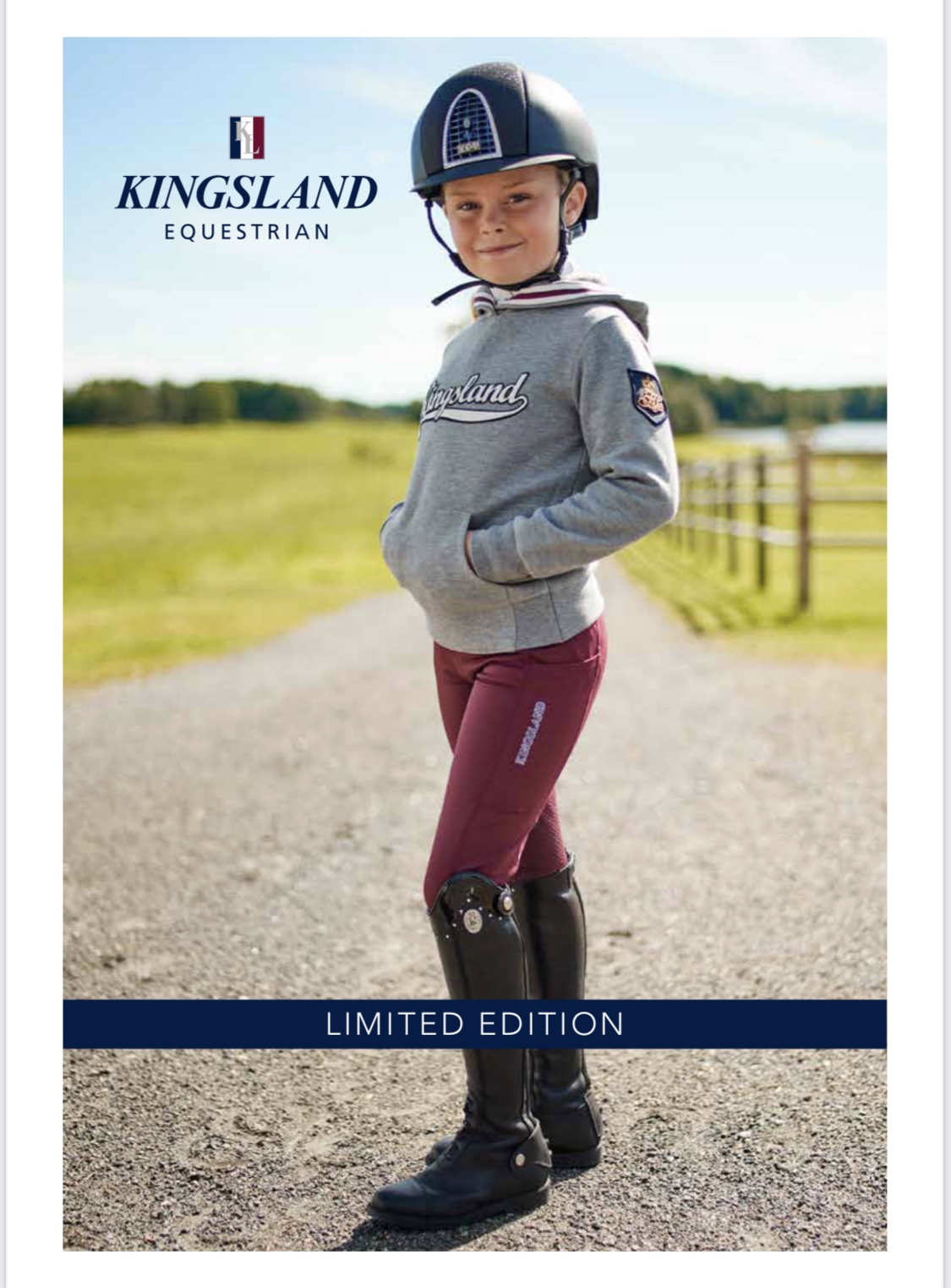 Kingsland Effie Junior Sweat