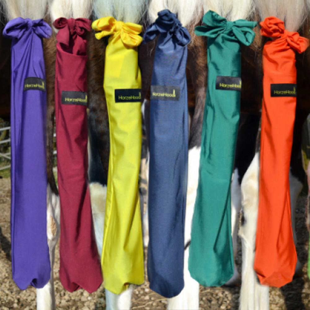 Horze Hoods Shiny Spandex Tail Bag