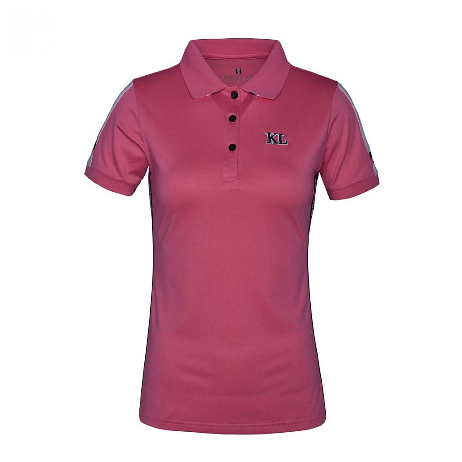 Kingsland Uma Ladies Tec Micro Pique Polo Shirt Top