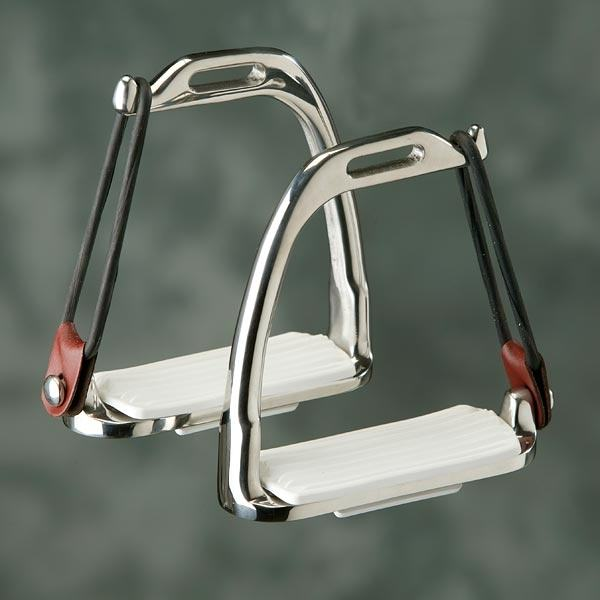 Elico Peacock Safety Stirrup Irons