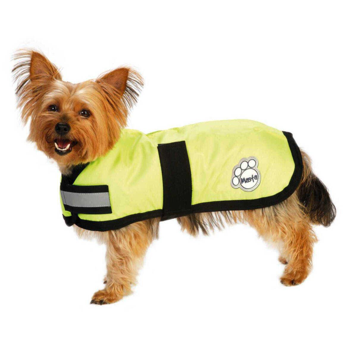 WoofMasta Waterproof Dog Coat